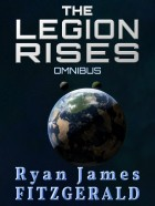 The Legion Rises Cover
